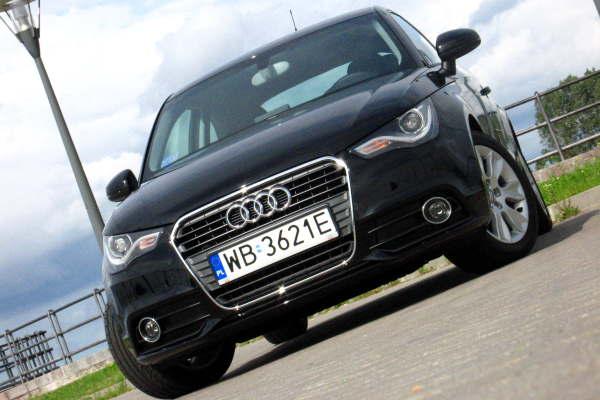Audi A1 - jazda