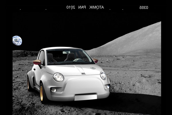 Fiat 500 Atomik