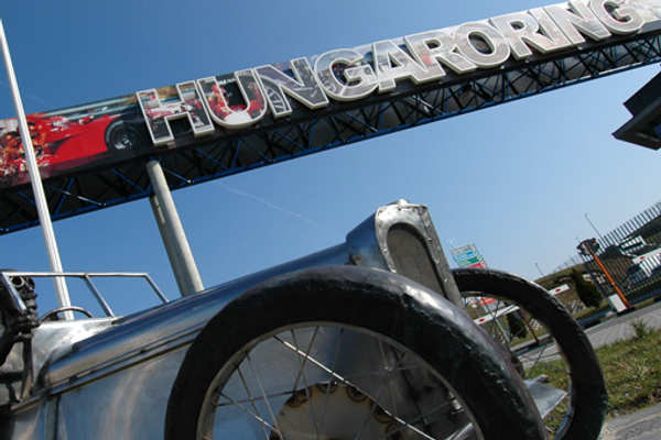 Hungaroring - tor