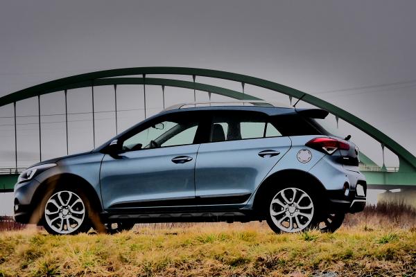 Hyundai i20 Active T-GDI 120 KM