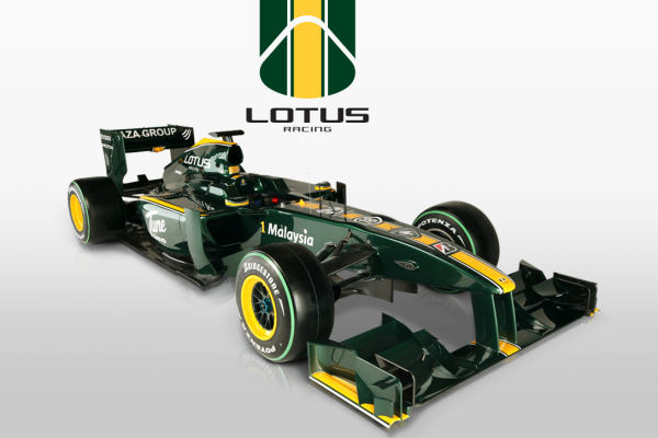 Lotus F1 T127