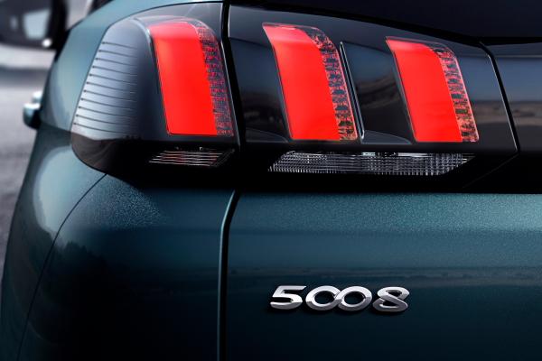 Peugeot 5008 Po Prostu Duży Moto Tvpl