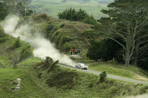 Rajd NZ 2010