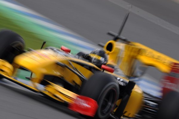 Renault F1 - prezentacja