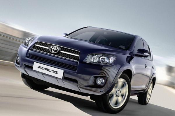 Toyota - różne