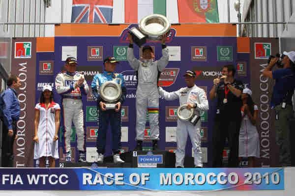 WTCC Marrakesz