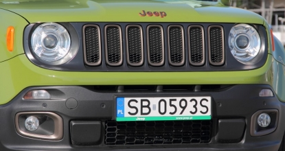 Jeep Renegade 75TH