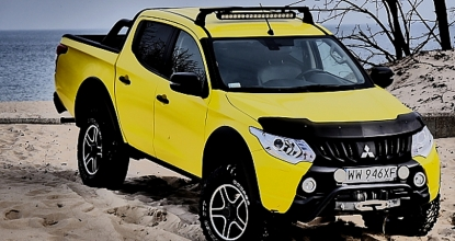 Mitsubishi L200 Monster 2,4 DID 181 KM