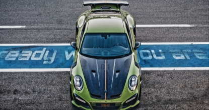 TECHART i Porsche GT Street RS