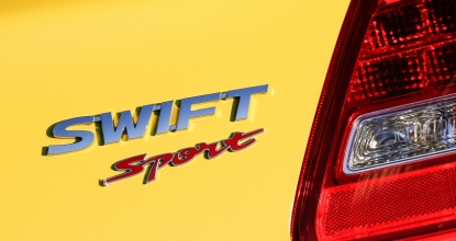 Suzuki Swift Sport i cena