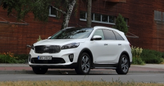 KIA Sorento 2.0 CRDi 185KM 6AT AWD