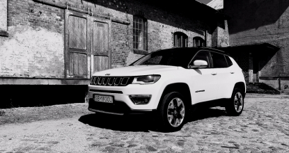 Jeep Compass Limited 2.0 MultiJet II 140 KM
