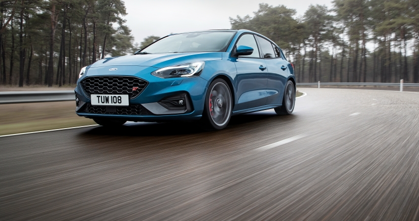 Nowy Ford Focus ST już latem