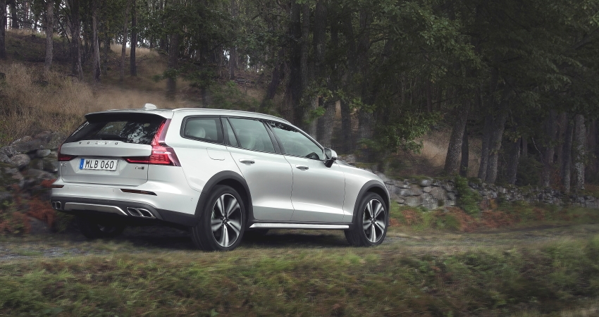 Volvo V60 Cross Country i 75 mm