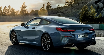 BMW 8 Coupe 2018
